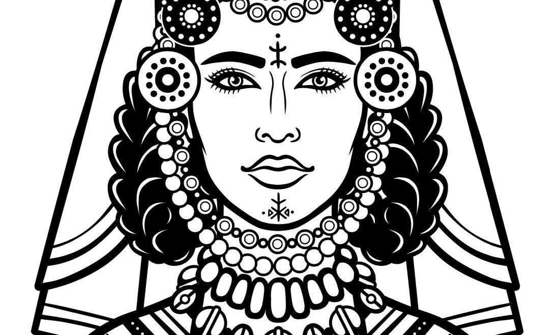 La Historia de la Reina BERBER